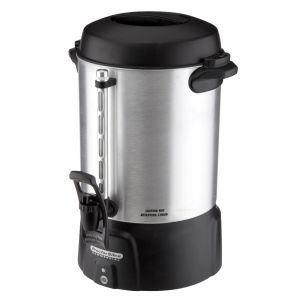 60 Cup Commercial Coffee Urn - Aluminum