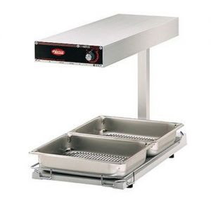 Portable Food Warmer with Heated Base