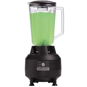 Bar Blender, 44 Oz. Poly Top