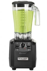 3 HP Fury High Performance Blender - 64 Oz Container