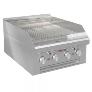 CHARBROILER COUNTER 24 IN CAST