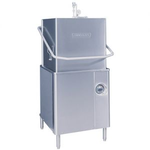 Commercial Dishwasher, Door Type, Straight-Thru, With 70F Booster