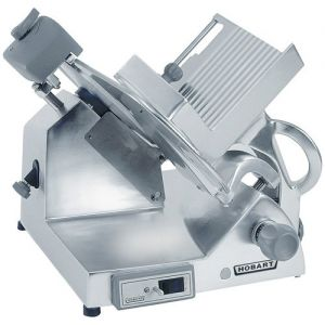 The Edge Manual Food Slicer, 12 Inch Blade, 120 Volt