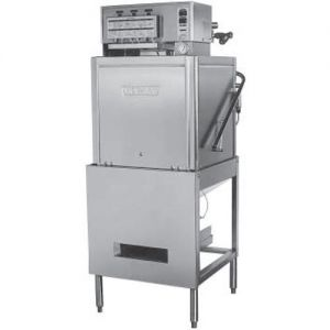 Dishwasher, Door Type, Low Temp, Fill and Dump Chemical Sanitizing