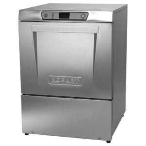 LXe Undercounter Dishwasher, Hot Water Sanitation, 120V