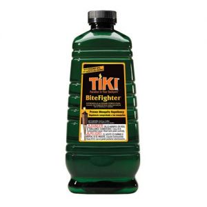 BiteFighter Citronella and Cedar Torch Fuel 64 Oz, Case of 6