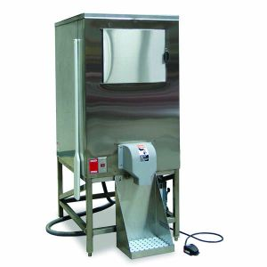 30″ Ice Bagging System w/ 647 Lb Capacity