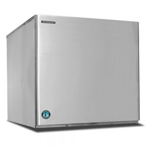 2060 Lb High Capacity Stackable Crescent Cube Ice Maker