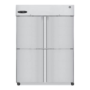 Hoshizaki F2A-HS | Steelheart Two Section Half Door Freezer