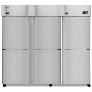 Hoshizaki F3A-HS | Steelheart Three Section Half Door Freezer