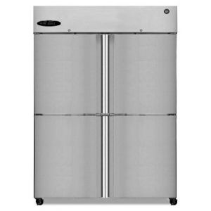 Hoshizaki R2A-HS | 50.37 Cu Ft Commercial Series 2 Section Half Door Refrigerator