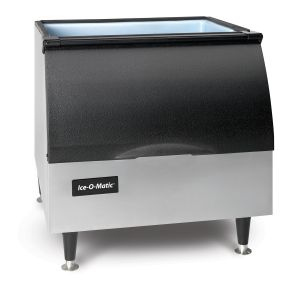 30″ Slope Front Ice Storage Bin (242 Lb)