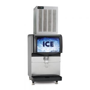 1,053 Lb Pearl Ice Machine - Water-Cooled