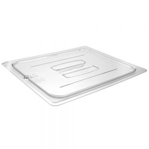 Camwear Half Size Cover with Handle Food Pan Lid