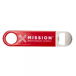 Mission Logo Bottle Opener