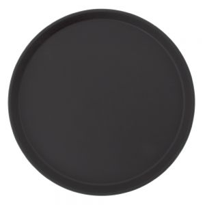 "Black Serving Tray - 14"" (Case of 12)"