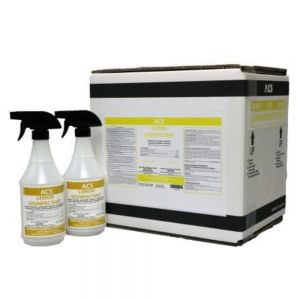 American Chemical Systems 19001903 Ready Lemon Disinfectant, 2.75 Gal.