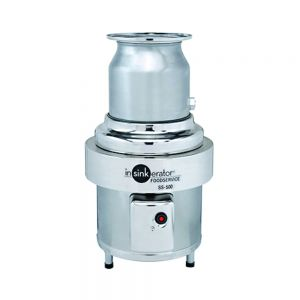 Commercial Disposer, Basic Unit Only, 5 HP