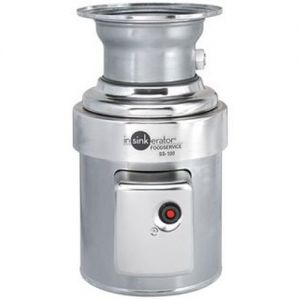 Commercial Disposer, Basic Unit Only, 1 HP