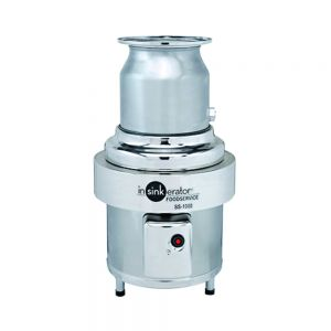 Commercial Disposer, Basic Unit Only, 10 HP