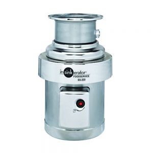 Commercial Disposer, Basic Unit Only, 2 HP