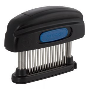 Meat Tenderizer, 3 Row, with 48 Steel Blades
