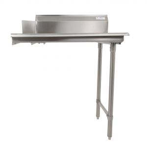 Clean Dishtable - 36 Inches, Right