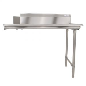 Clean Dishtable - 48 Inches, Right