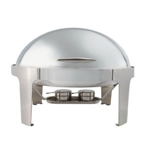 Oval Roll Top Chafer, 9 1/2 Quarts