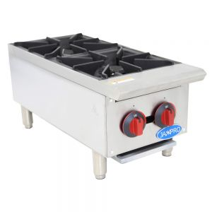 2 Burner Gas Hot Plate