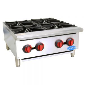 4 Burner Gas Hot Plate