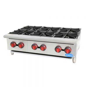 6 Burner Gas Hot Plate