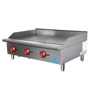 "36"" Countertop Gas Griddle"