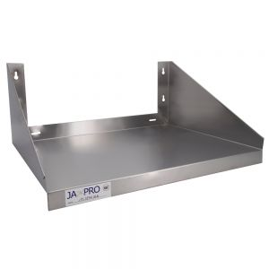18 Inch Stainless Steel Microwave Shelf