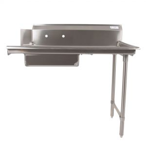 Soiled Dishtable - 48 Inches, Right