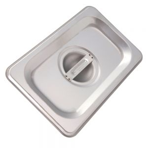 Ninth Size Steam Table Pan Cover