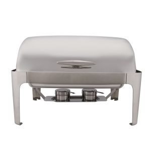 Full Size Roll Top Chafer, 9-1/2 Quarts