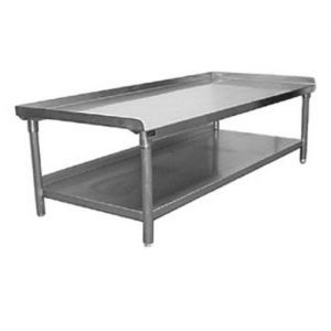 Equipment Stand, 30 x 24 Inches, NSF