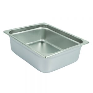 Half Size Steam Table Pan, 4 Inches