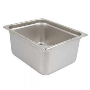 Half Size Steam Table Pan, 6 Inches
