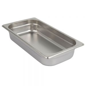 Third Size Steam Table Pan, 2-1/2 Inches