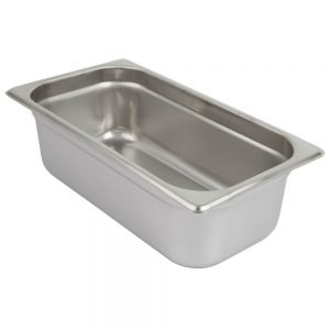 Third Size Steam Table Pan, 4 Inches