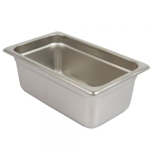 Fourth Size Steam Table Pan, 4 Inches