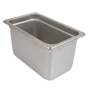 Fourth Size Steam Table Pan, 6 Inches