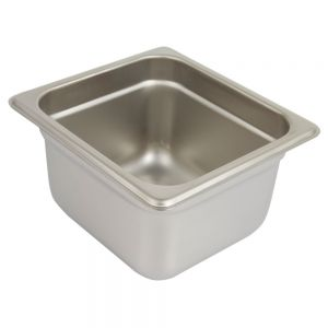 Sixth Size Steam Table Pan, 4 Inches