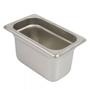 Ninth Size Steam Table Pan, 4 Inches