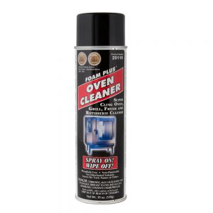 Foam Plus Oven & Grill Cleaner - 19 Oz