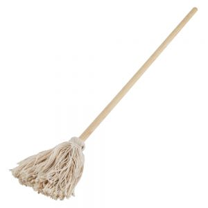 BBQ Mop with 21 Inch Wood Handle