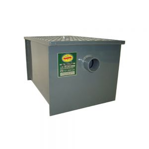 Grease Trap - 25 G.P.M./ 50 Lbs.