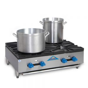 Hotplate, Counter Model, Gas, 36 Inches